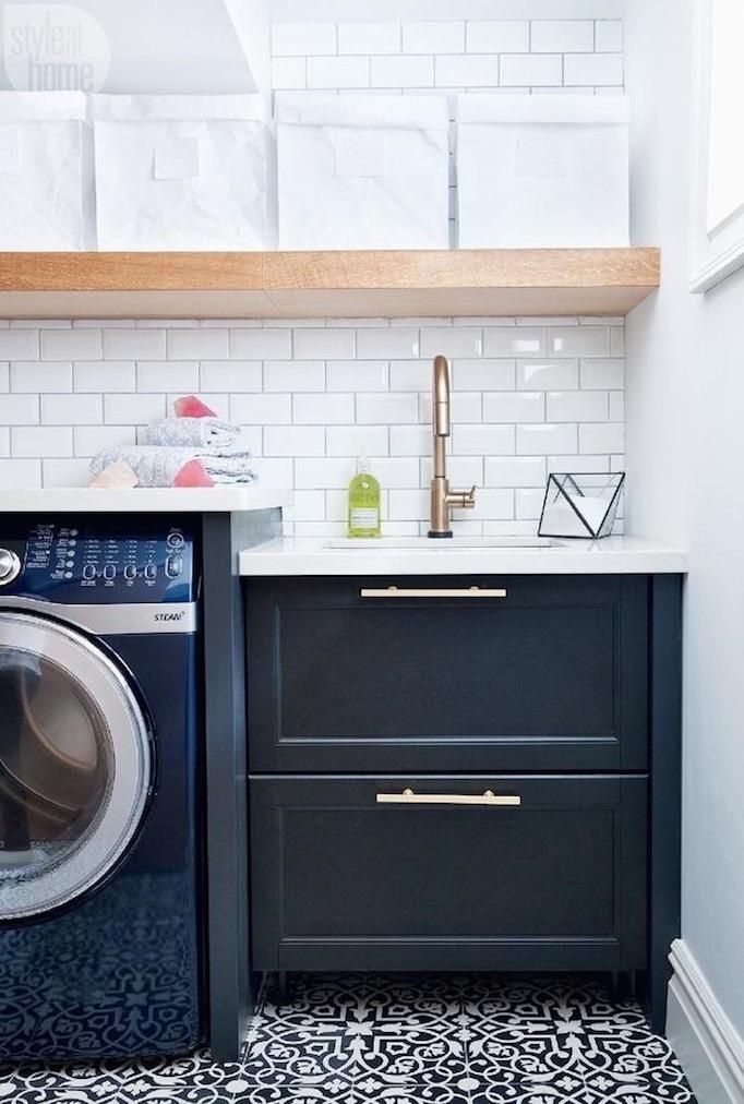 Best 20 Laundry Room Tile Ideas On Pinterest Room Tiles Mudrooms With Laundry And Tile Floor