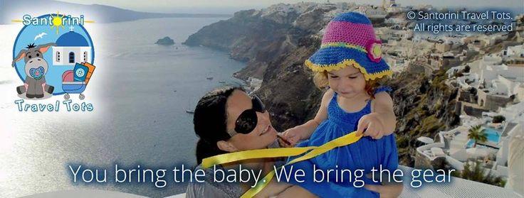 Choose to travel light with www.santorinitraveltots.com Ενοικίαση βρεφικού εξοπλισμού, Baby gear rental, Noleggio attrezzatura per bambini, Aluguer de equipamentos para bebé,  Alquiler de artículos para bebés