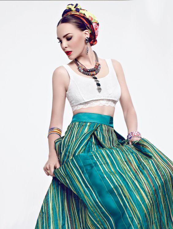 Belinda Peregrin -  Marie Claire México