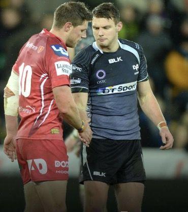 Rhys Priestland & Dan Biggar