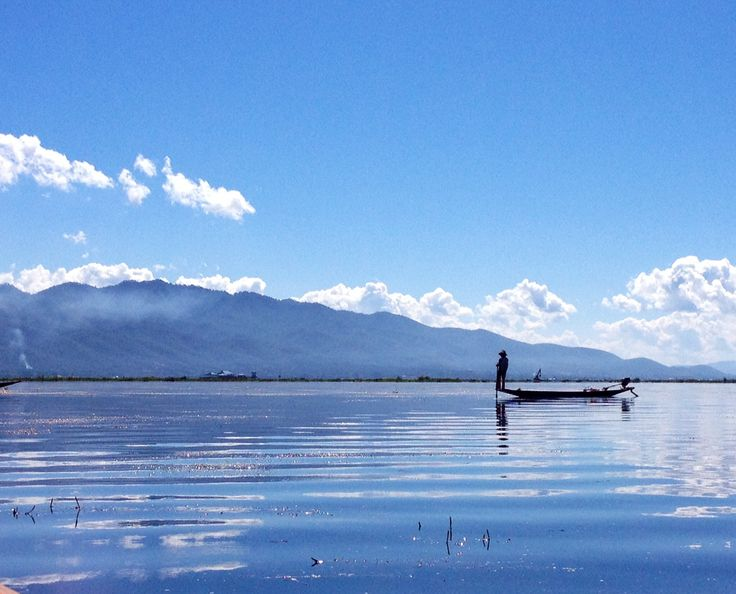 Days 41-44: Inle Lake, Burma.