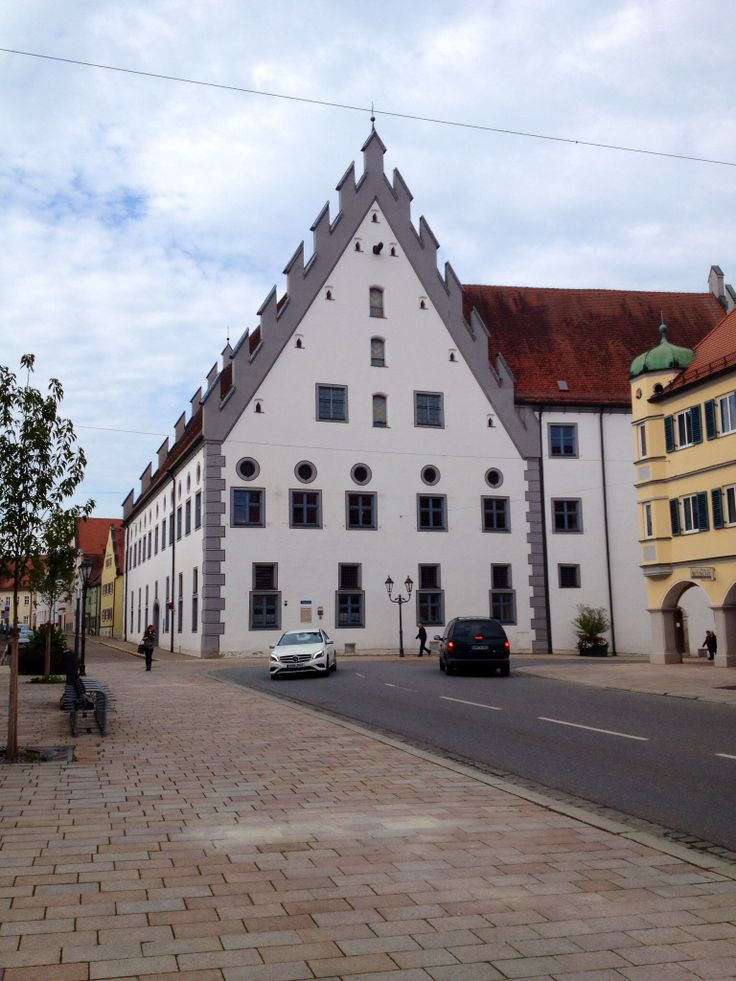 Fuggerhaus Donauwörth