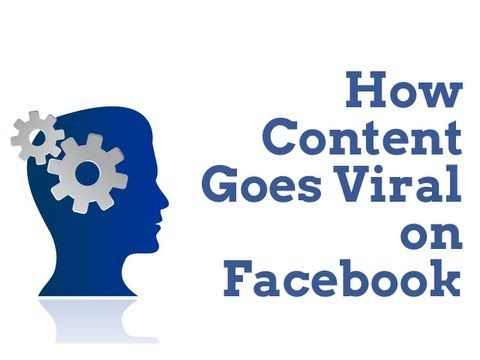 How Content Goes Viral on Facebook - A Demonstration of The Newsfeed