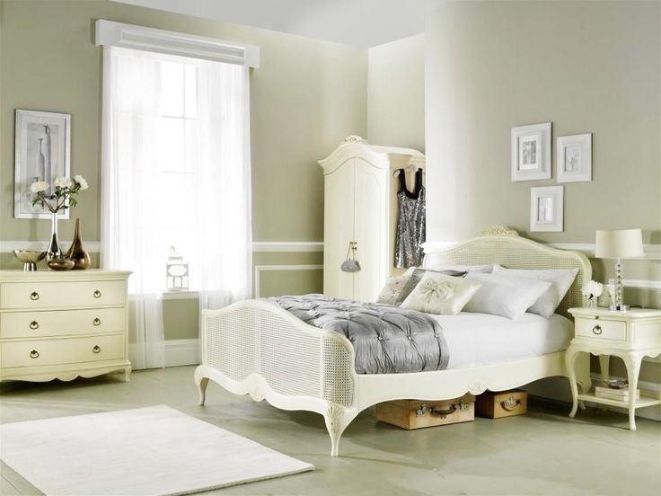 Ivory French Bedroom Furniture Collection