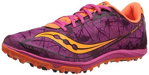 Saucony Women's Shay XC4 Flat Racing Shoe - READ ADDITIONAL DETAILS @: http://www.lizloveshoes.com/store/2016/06/01/saucony-womens-shay-xc4-flat-racing-shoe/