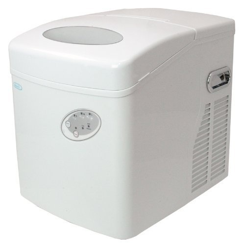 Countertop Ice Maker Crushed : Countertop Ice Maker http://shorl.com/prudrelybohybro Appliances Ice ...