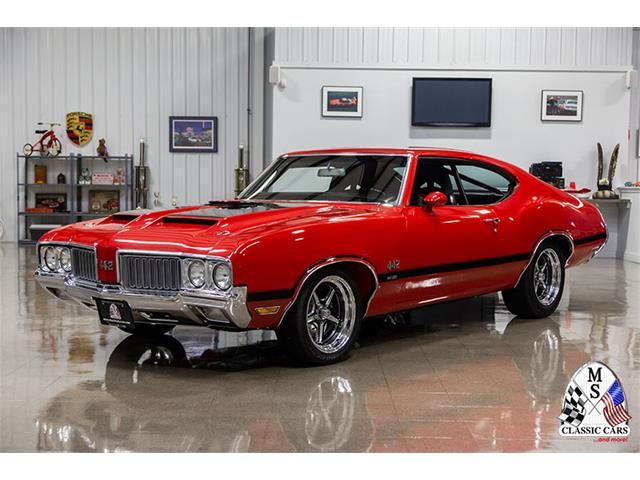 1970 Oldsmobile 442 For Sale Classiccars Com Cc 1088711 In 2020 Oldsmobile 442 Oldsmobile Collector Cars