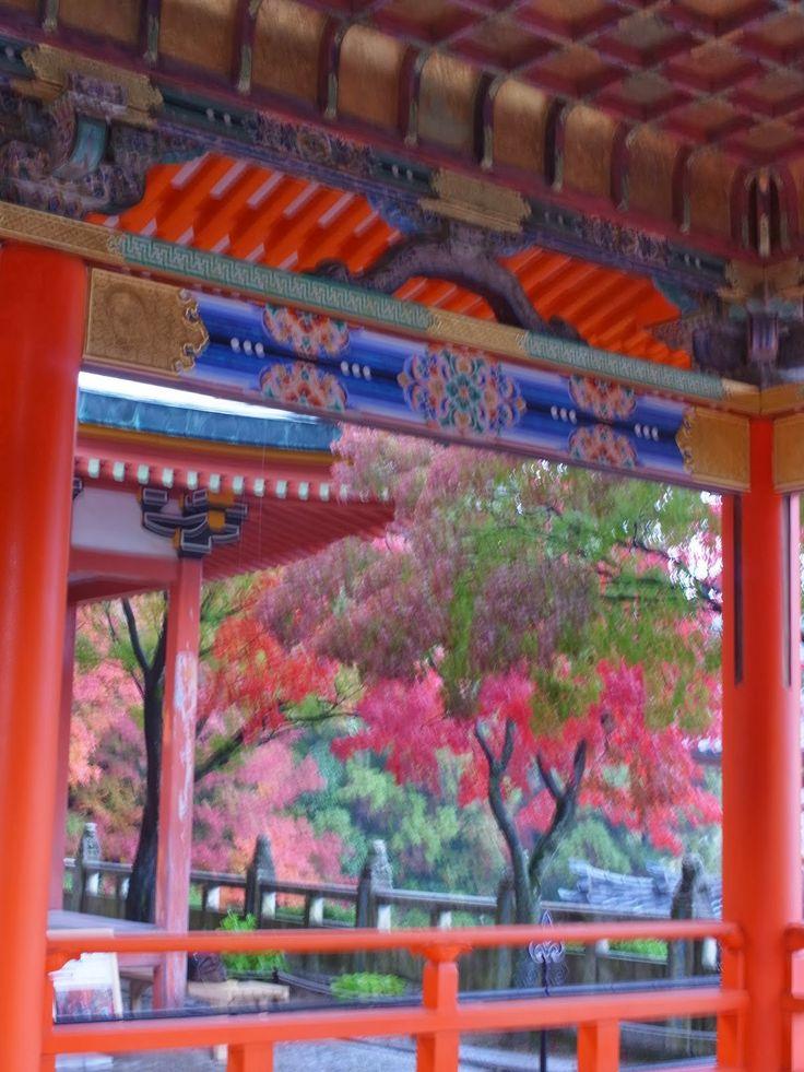 度々行きたい旅。: 尾道観光:耕三寺は紅葉の名所です!