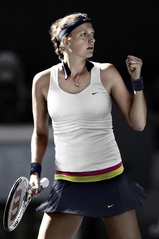 Tenis player - Petra Kvitova