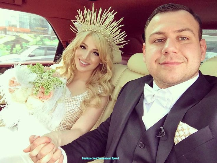 Фото со свадьбы Блюменкранцев