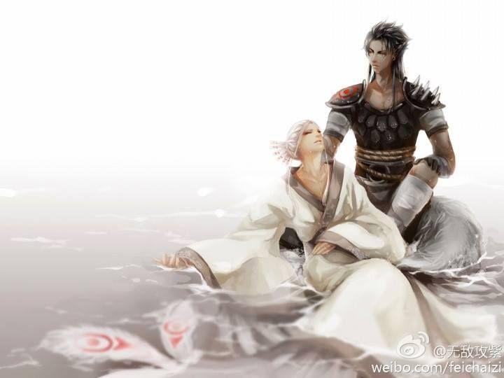 Lord Shen x Wolf | fan art | Anime art, Anime characters ...