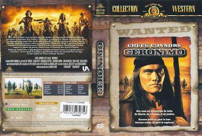 projetor antigo: Geronimo aka Sangue Apache 1962 Leg avi  1962 , Adam West , Arnold Laven , Chuck Connors , Denver Pyle , Faroeste/Biografia , Joe Higgins , John Anderson , Legendado