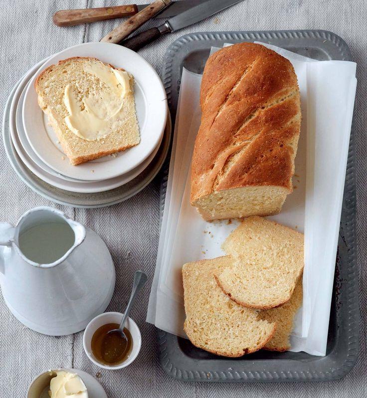Pane al cocco e zenzero
