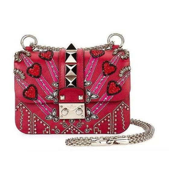just in time for valentines day heart motif bags are popping up everywhere