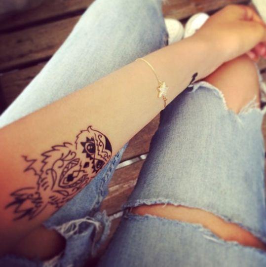 Sindy Team Bs tattoo