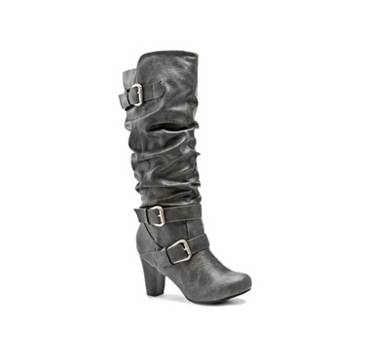 Love!!Shoes, Boots Women, Boots Boots, Girls Preppy, Girls Boots, Preppy Boots, Madden Girls, Grey Boots, Casual Boots