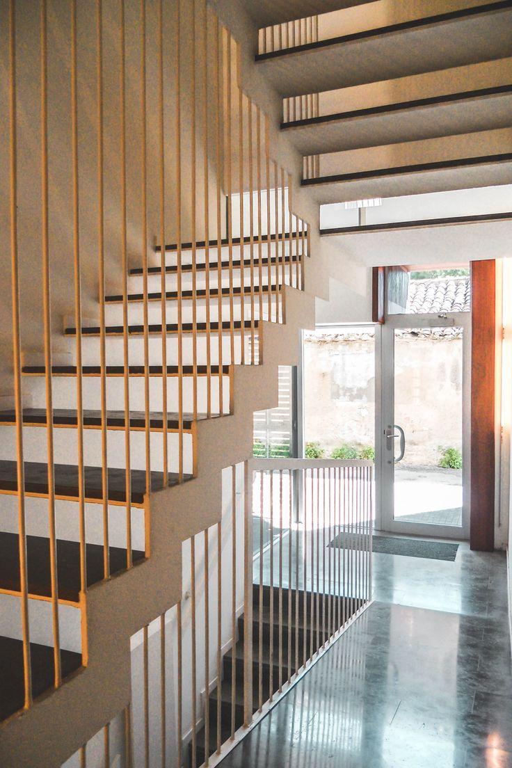 Mejores 8 im genes de escaleras arquitectura en pinterest for Escaleras arquitectura