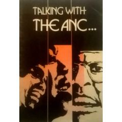 Very Rare Government Publication, Talking with the ANC. 1986