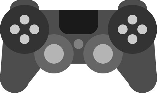 Controller, fun, games, gaming, play, ps4, sony icon