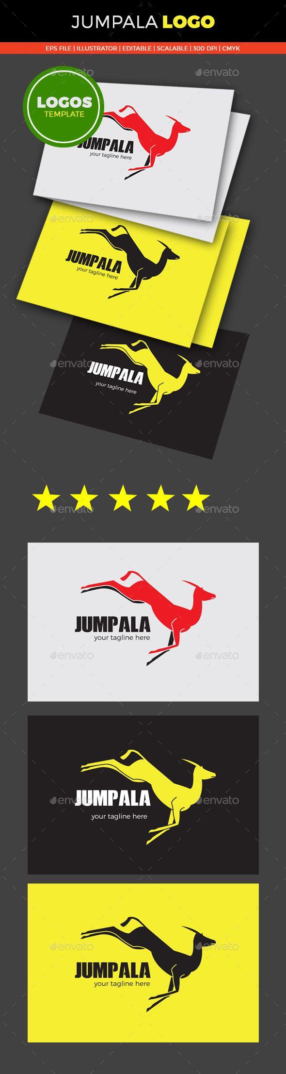 Jumpala Logo Template