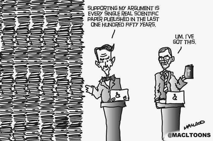 Bill Nye Debates Ken Ham - HD  #geekhumor