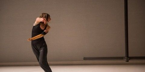 """Impressions of: Rachid Ouramdane's """"TORDRE (WROUGHT)"""" at Baryshinkov Arts Center as part of the FIAF Festival"""