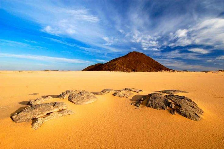 Sahara, di Leonardo Salvini