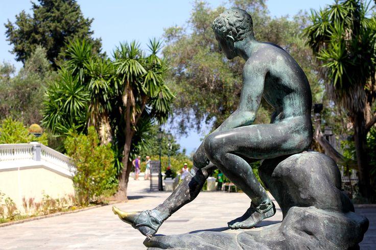 Paleocastrica, Corfu 2014