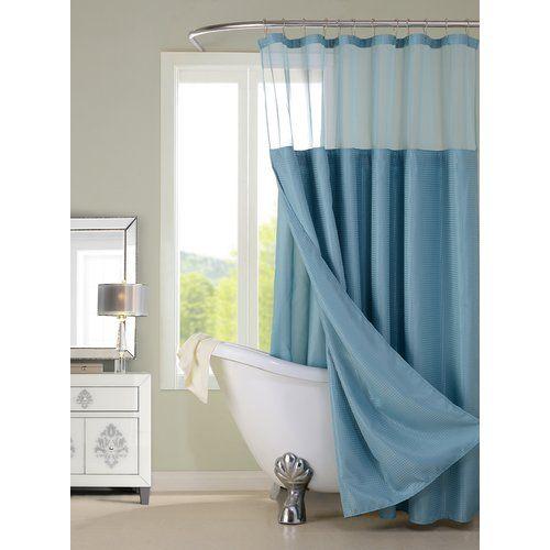 Found it at Wayfair - Hotel Shower Curtain