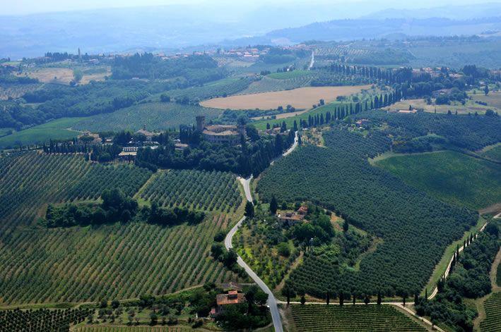 Conte Ferdinando Guicciardini, Castello di Poppiano, #Laudemio producer in Montespertoli, Florence, #Tuscany