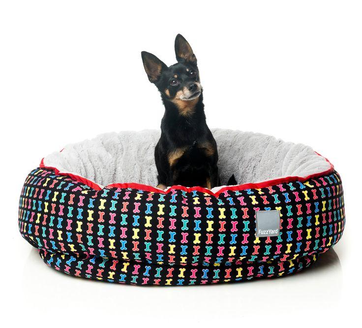 FuzzYard Jelly Bones Reversible Pet Bed