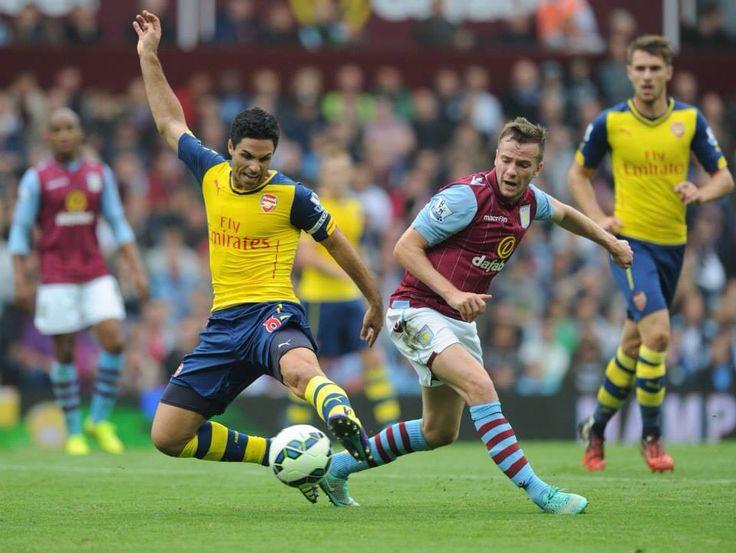 Aston Villa 0 Arsenal 3 - Mik
