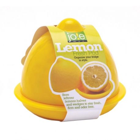 Joie Lemon Fresh Pod. Yellow Kitchen AccessoriesStorage ...
