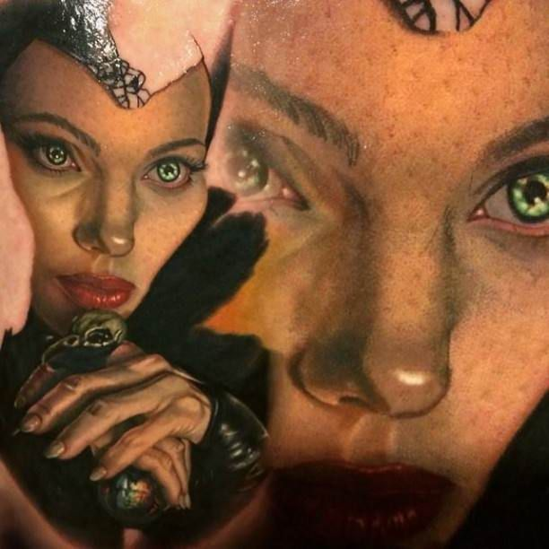 24 Best Woman Eye Tattoos Images On Pinterest