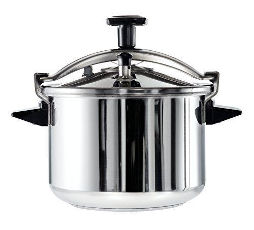 Seb Autocuiseur Authentique: Induction|Gaz|Garantie 10 ans|Compatible lave-vaisselle|Sans revêtement|Halogène, Vitrocéramique Inox Cet…