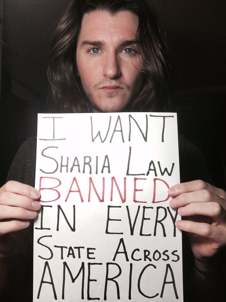 WAKE UP AMERICA # NO SHARIA LAW IN AMERICA # KICK ISLAM OUT OF AMERICA # NO MORE BULLSHIT