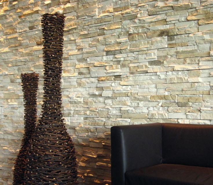 die besten 25+ steinwand im wohnzimmer ideen auf pinterest