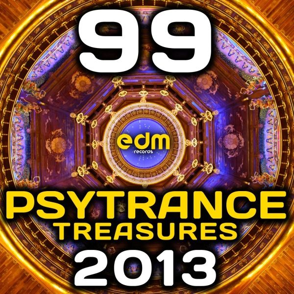 Various Artists – Psy Trance Treasures 2013 (99 Best of Full-on, Progressive & Psychedelic Goa Hits) – Rdio