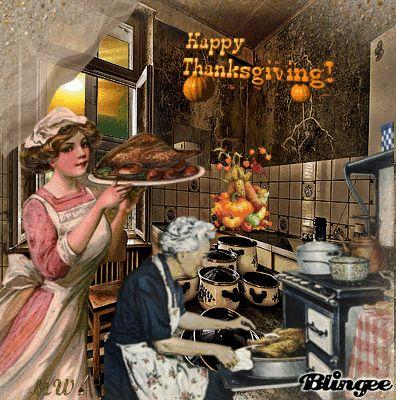 vintage thanksgiving decorations Vintage Thanksgiving | Fall & Thanksgiving Decorations in 2019