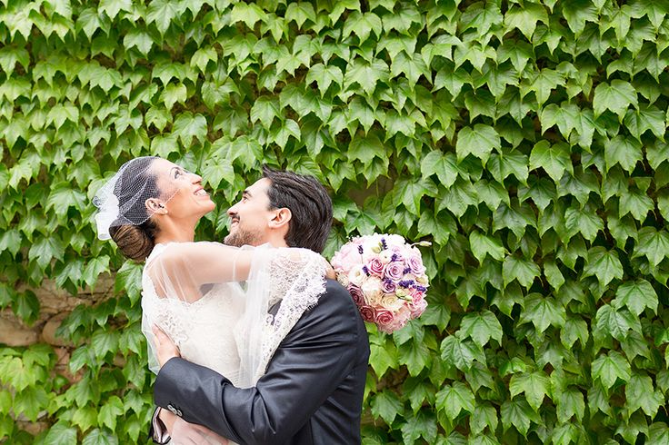 Wedding Bridal Couple Photo
