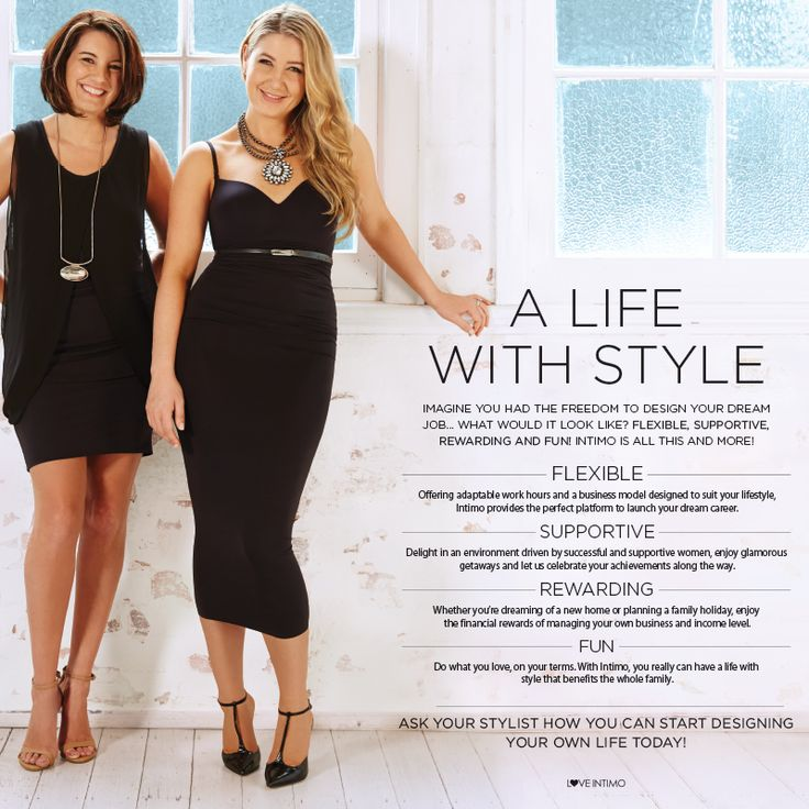 Want to make 2015 your best year yet? Discover how you can start living a Life With Style here: http://theopportunity.intimo.com.au/#folio=1