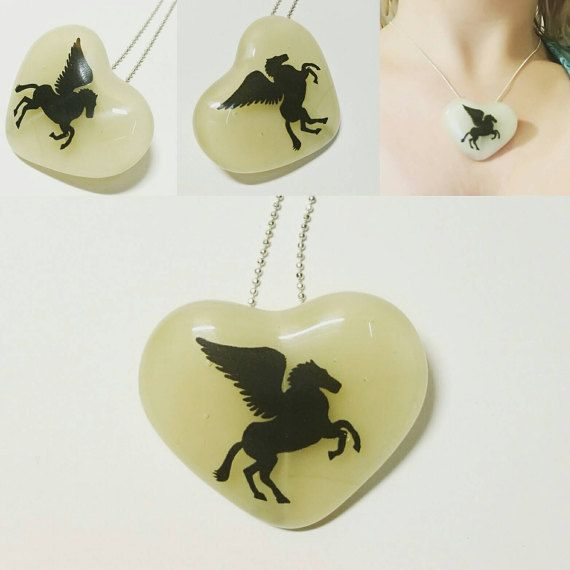 Hey, I found this really awesome Etsy listing at https://www.etsy.com/listing/507637473/pegasus-on-heart-necklace-fused-glass