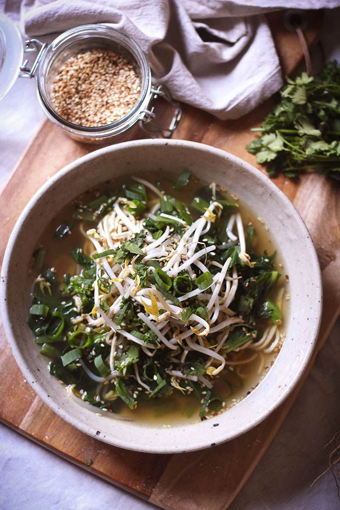 An easy way to make simple, seasonal soup with whatever ingredients you have on hand    to her core