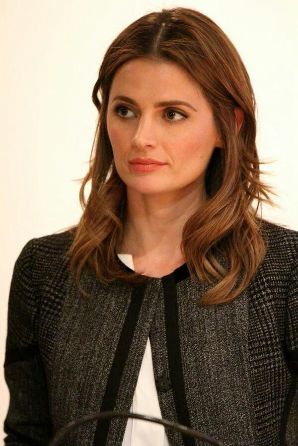 Great shot of Stana at In Her Shoes