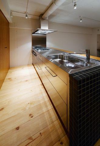 素敵なキッチン作りの参考に!マンションのキッチンリフォーム実例集 - M3Q - 女性のためのキュレーションメディア