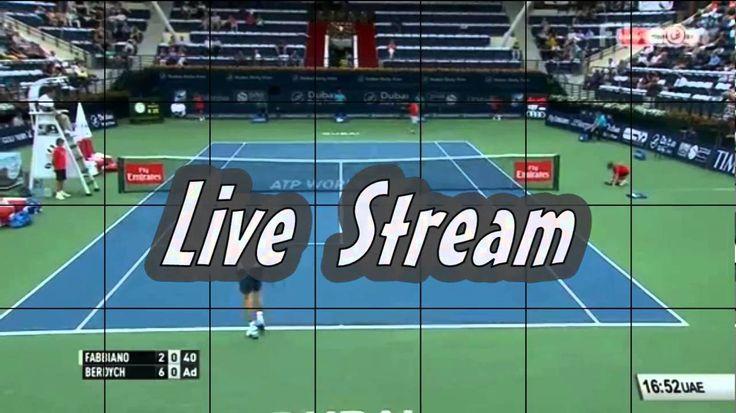 ATP Dubai Live Stream Dubai Sports
