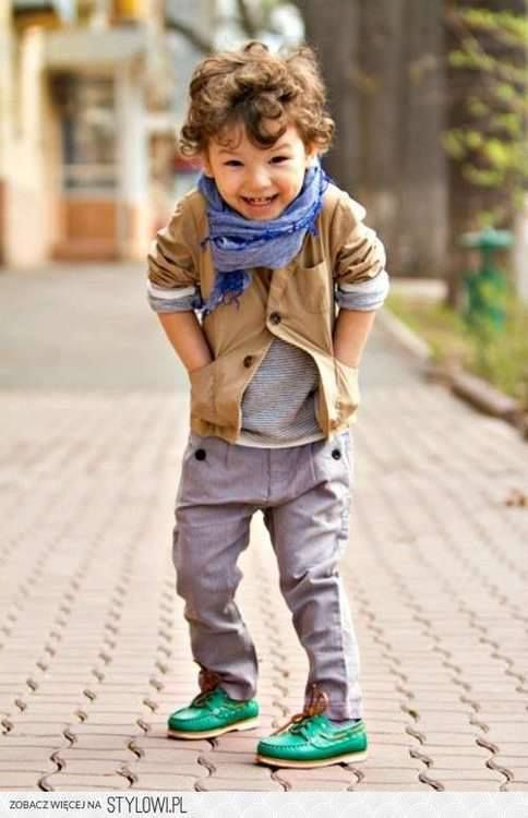 I'm convinced my kid will be this cute one day