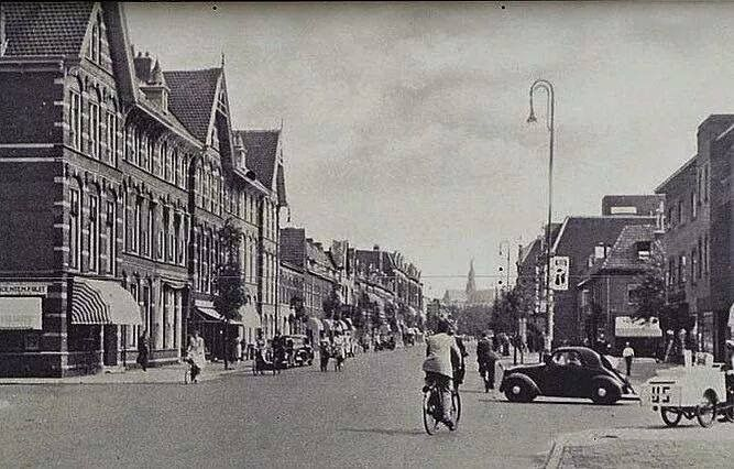 Zijweg Haarlem 1930