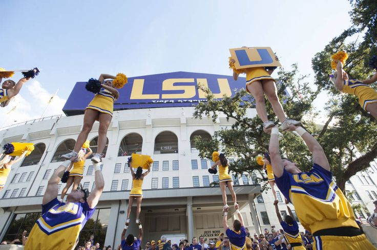 Photo Gallery: Football vs Missouri - LSUsports.net - The Official Web Site of LSU Tigers Athletics
