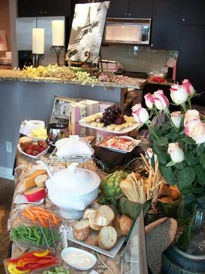 10 Images About French Bistro Themed Party Atlanta On